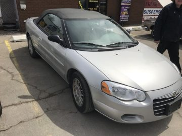 Chrysler Sebring conv CHEAP GREAT FUN FOR SUMMER