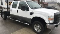 2008 FORD XLT 4 DOOR HYD DUMP BOX GAS LOADED 4X4 – SALE!
