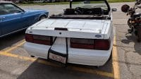 1991 MUSTANG RAG TOP! FLORIDA CAR! NO RUST!