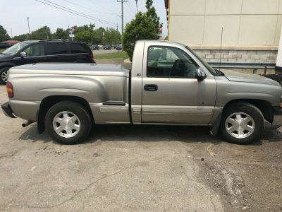 2000 CHEVY SHORTY SILVERADO 1500 LS AS IS