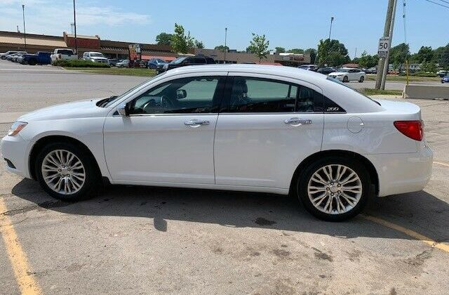 2014 CHRYSLER 200 LIMITED CERTIFIED