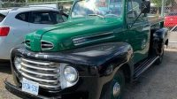 1950 FORD F47 COLLECTOR TRUCK