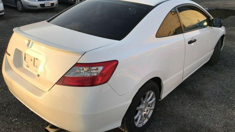 2011 Honda Civic DX CERT