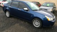 2009 FORD FOCUS SE ONLY 53K! CERTIFIED!!!