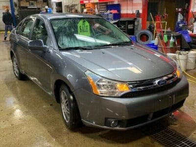 2010 FORD FOCUS SE 127K! CERTIFIED