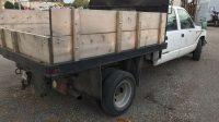 1999 GMC SIERRA C3500 DUMP BOX AS IS