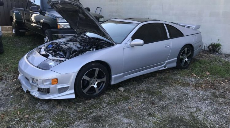 1993 Nissan 300ZX 2+2 Coupe 2 door CERT