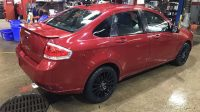 2009 FORD FOCUS SES CERT ONLY 164K CLEAN