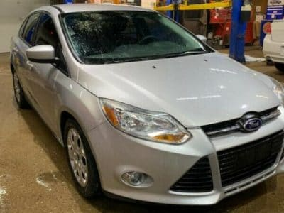 2012 FORD FOCUS SE CERTIFIED