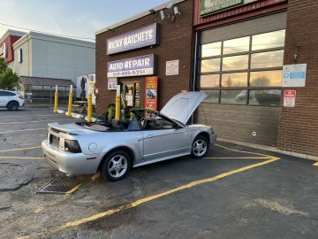 WHO WANTS SOME FUN IN A 2003 CONVERTIBLE MUSTANG